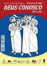 DEUS CONOSCO - FEVEREIRO 2020 LETRA GRANDE