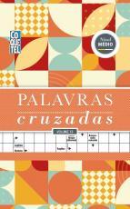 LIVRO COQUETEL ESPIRAL PALAVRAS CRUZADAS MÉDIO 13