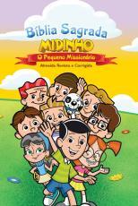 BÍBLIA SAGRADA MIDINHO - O PEQUENO MISSIONÁRIO