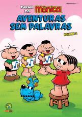 TURMA DA MÔNICA: AVENTURAS SEM PALAVRAS # 2
