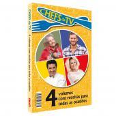 COLEÇÃO CHEFS NA TV
