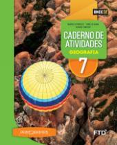 PANORAMAS - CADERNO ATIVIDADES GEOGRAFIA - 7º ANO