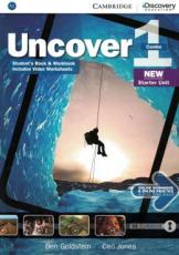UNCOVER 1 FULL COMBO WITH ONLINE WORKBOOK AND ONLINE PRACTICE - 1ST ED