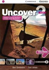 UNCOVER 2 FULL COMBO WITH ONLINE WB AND ONLINE PRACTICE - 1ST ED