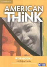 AMERICAN THINK 3 WB WITH ONLINE PRACTICE - 1ST ED