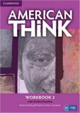 AMERICAN THINK 2 WB WITH ONLINE PRACTICE - 1ST ED