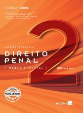 DIREITO PENAL PARTE ESPECIAL - VOL. 2 - 7ª EDIÇÃO DE 2020