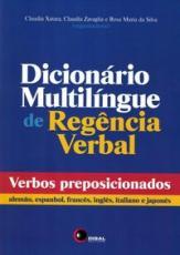 DICIONÁRIO MULTILÍNGUE DE REGÊNCIA VERBAL