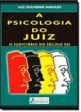A PSICOLOFIA DO JUIZ