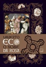 O NOME DA ROSA (CAPA DURA)