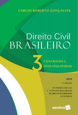 DIREITO CIVIL BRASILEIRO VOL. 3 - 17ª EDIÇÃO 2020
