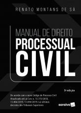 MANUAL DE DIREITO PROCESSUAL CIVIL - 5ª EDIÇÃO 2020