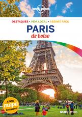 LONELY PLANET PARIS DE BOLSO