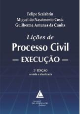 LIÇÕES DE PROCESSO CIVIL