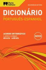 DICIONÁRIO EDITORA DE PORTUGUÊS-ESPANHOL ACORDO ORTOGRÁFICO