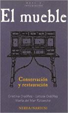 EL MUEBLE: SU CONSERVACION Y RESTAURACION