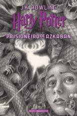HARRY POTTER E O PRISIONEIRO DE AZKABAN (CAPA DURA) - EDIÇÃO COMEMORATIVA DOS 20 ANOS DA COLEÇÃO HARRY POTTER