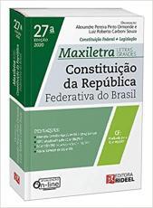 CONSTITUIÇÃO DA REPUBLICA FEDERATIVA