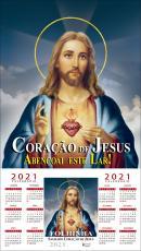 FOLHINHA SAGRADO CORACAO DE JESUS 2021