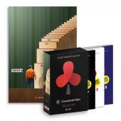 BOX GERAÇÃO DE VALOR - ESCADA - (VOLUMES 1, 2, 3 + PÔSTER EXCLUSIVO ESCADA)