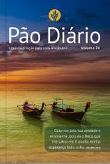 PÃO DIÁRIO VOL. 24 - PAISAGEM - UMA MEDITAÇÃO PARA CADA DIA DO ANO