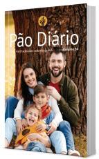 PÃO DIÁRIO VOL. 24 - CAPA FAMÍLIA - UMA MEDITAÇÃO PARA CADA DIA DO ANO