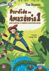 PERDIDO NA AMAZÔNIA 1: DAN CONTRA A TERRÍVEL DOUTORA NOVA