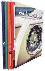BOX OS IMORTAIS - PARA QUEM É VICIADO EM CARROS - 4 VOLUMES