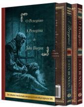 BOX - O PEREGRINO + A PEREGRINA EDIÇÃO DE LUXO