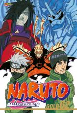 NARUTO GOLD #62