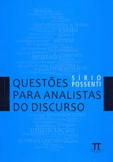 QUESTOES PARA ANALISTAS DO DISCURSO