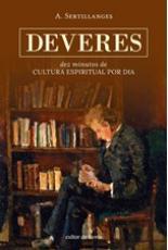 DEVERES - DEZ MINUTOS DE CULTURA ESPIRITUAL POR DIA