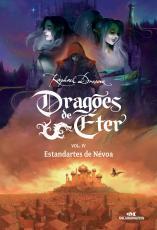 DRAGÕES DE ÉTER - ESTANDARTES DE NÉVOA - VOLUME 4