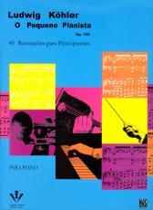 O PEQUENO PIANISTA - OP. 189 - 40 RECREAÇÕES PARA PRINCIPIANTES