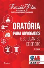 ORATÓRIA PARA ADVOGADOS E ESTUDANTES DE DIREITO