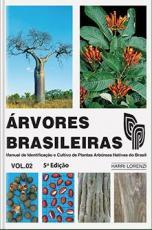 ÁRVORES BRASILEIRAS VOLUME 2