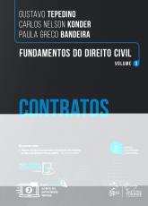 FUNDAMENTOS DO DIREITO CIVIL - CONTRATOS - VOL. 3