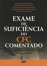 EXAME DE SUFICIENCIA DO CFC COMENTADO - APLICAVEL AOS DEMAIS CONCURSOS PUBL - 1ª