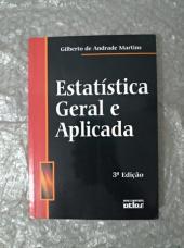ESTATISTICA GERAL E APLICADA - 3