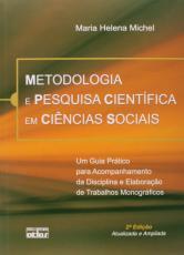 METODOLOGIA E PESQUISA CIENTIFICA EM CIENCIAS SOCIAIS- UM GUIA PRATICO PARA - 2
