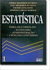 ESTATISTICA: PARA OS CURSOS DE ECONOMIA, ADMINISTRACAO E CIENCIAS CONTABEIS - 3