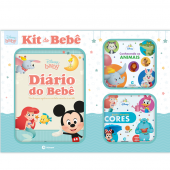 BOX DISNEY BABY - KIT DO BEBE