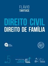 DIREITO CIVIL - DIREITO DE FAMÍLIA - VOL. 5