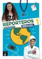 REPORTEROS BRASIL 1 - LIBRO DEL ALUMNO