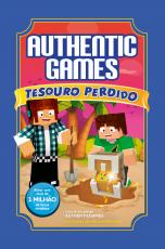 AUTHENTICGAMES- TESOURO PERDIDO - VOL 8