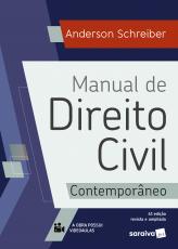 MANUAL EE DIREITO CIVIL CONTEMPORÂNEO - 4 ª EDIÇÃO 2021