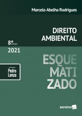 DIREITO AMBIENTAL ESQUEMATIZADO - 8 ª EDIÇÃO 2021
