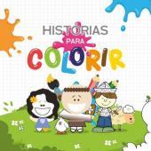 HISTÓRIAS PARA COLORIR