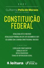 CONSTITUIÇÃO FEDERAL - REDE LEITURA - 1ª ED - 2021