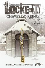 LOCKE & KEY VOL. 4 - CHAVES DO REINO